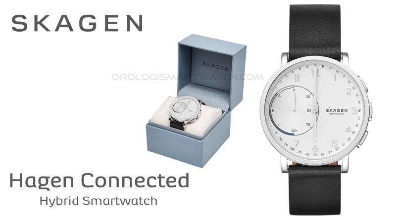 Scheda Tecnica Skagen Hagen Connected Hybrid Smartwatch