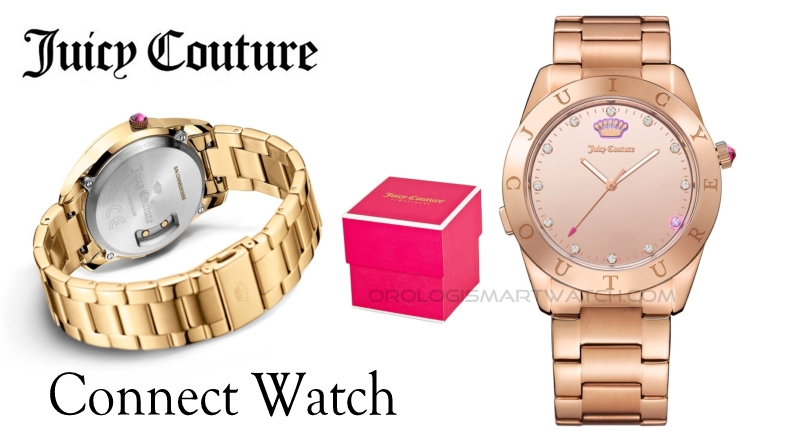 Scheda Tecnica Juicy Couture Connect Watch