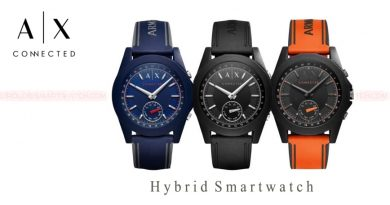 Scheda Tecnica Armani Exchange Connected Hybrid Smartwatch