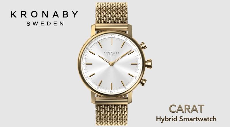 Scheda Tecnica Kronaby Carat Hybrid Smartwatch