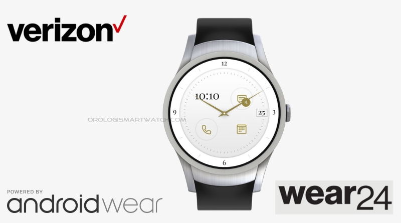 Scheda Tecnica Verizon Wear24