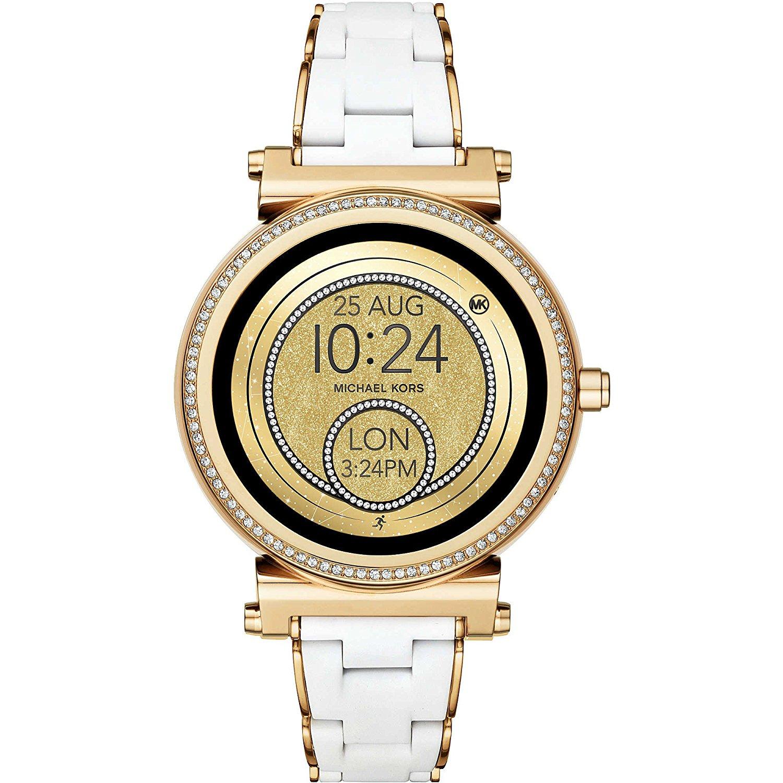 5ebb1e2a6250 Scheda Tecnica Michael Kors Access Sofie. Smartwatch Android Wear 2.0