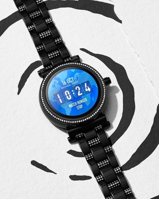 d2e7f98d1f95 Michael Kors Access Sofie Watch Hunger Stop MKT5035 smartwatch
