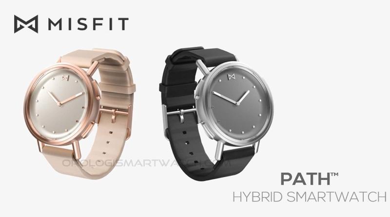 Scheda Tecnica Misfit Path Hybrid Smartwatch