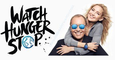 Michael Kors e la sua campagna contro la fame nel mondo