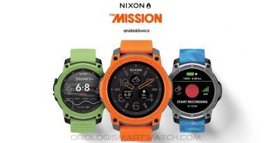 Scheda Tecnica NIXON Mission