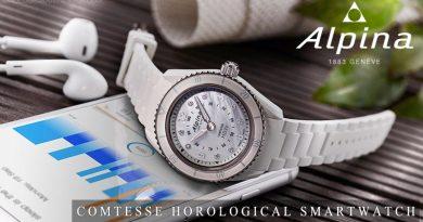 Scheda Tecnica Alpina Comtesse Horological Smartwatch