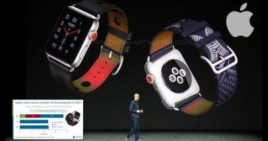 Apple continua a crescere nel mercato degli smartwatch