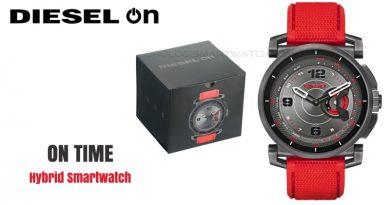 Scheda Tecnica Diesel On Time Hybrid Smartwatch