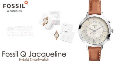 Scheda Tecnica Fossil Q Jacqueline Hybrid Smartwatch
