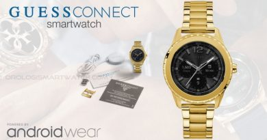 Scheda Tecnica Guess Connect Cassidy Unisex Touch