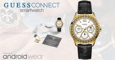 Scheda Tecnica Guess Connect Jemma Ladies Touch