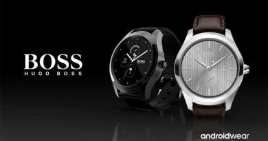 Scheda Tecnica Hugo Boss Touch Smartwatch