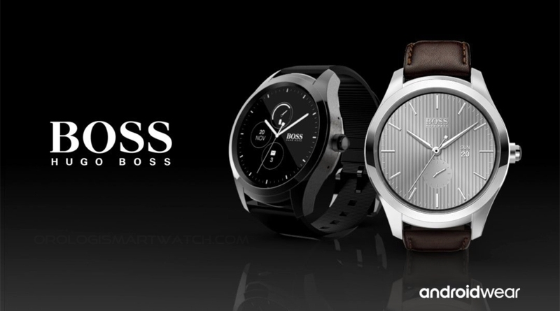 Scheda Tecnica Hugo Boss Touch Smartwatch