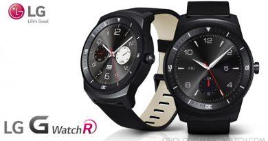 Scheda Tecnica LG G Watch R (W110)