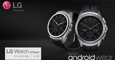 Scheda Tecnica LG Watch Urbane 2nd Edition (W200E)
