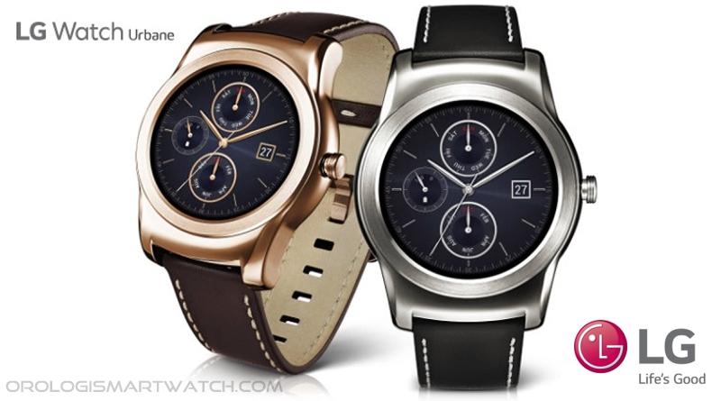 Scheda Tecnica LG Watch Urbane (W150)