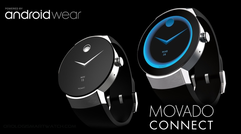 Scheda Tecnica Movado Connect Smartwatch