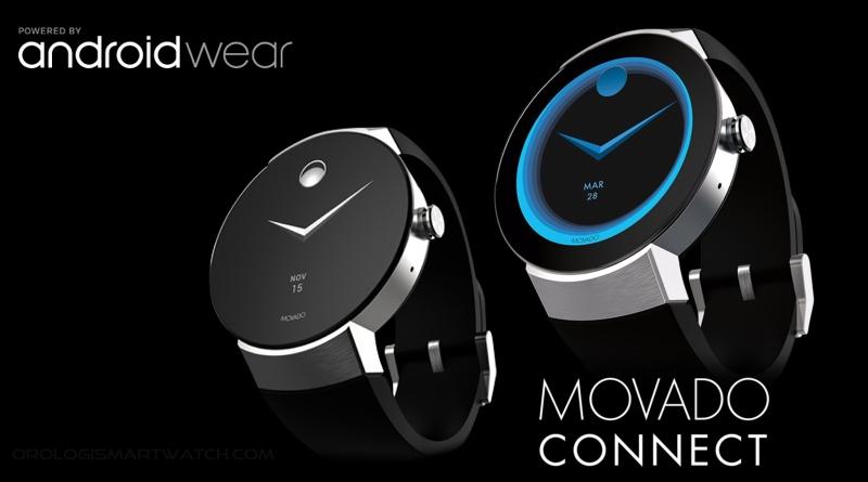 Scheda Tecnica Movado Connect Smartwatch