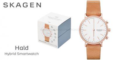 Scheda Tecnica Skagen Hald Hybrid Smartwatch