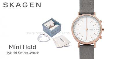 Scheda Tecnica Skagen Mini Hald Hybrid Smartwatch