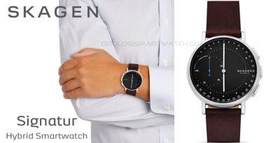 Scheda Tecnica Skagen Signatur Hybrid Smartwatch