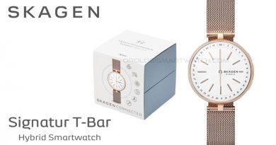 Scheda Tecnica Skagen Signatur T-Bar Hybrid Smartwatch