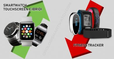 Smartwatch sempre più popolari, fitness tracker in declino