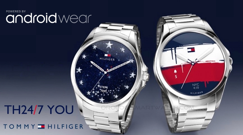 Scheda Tecnica Tommy Hilfiger TH24/7You Android Wear