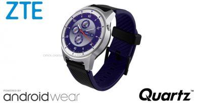 Scheda Tecnica ZTE Quartz Smartwatch