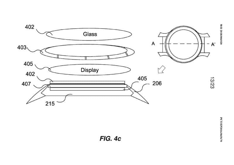 diagramma brevetto ghiera huawei 13