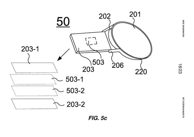 diagramma brevetto ghiera huawei 18