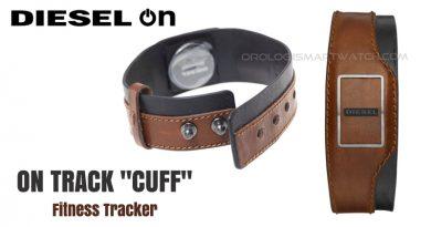 Scheda Tecnica Diesel On Track Cuff Fitness Tracker