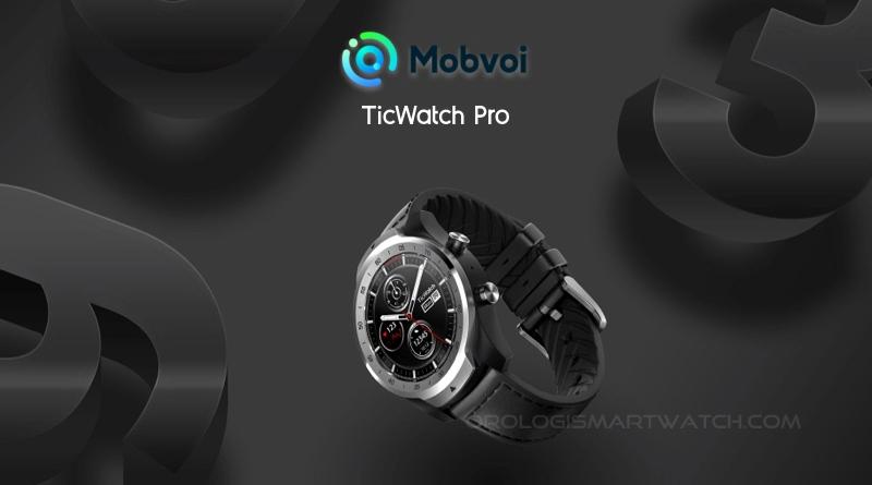 Mobvoi TicWatch Pro ufficiale