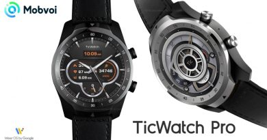 Scheda Tecnica Mobvoi Ticwatch Pro