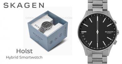 Scheda Tecnica Skagen Holst Hybrid Smartwatch