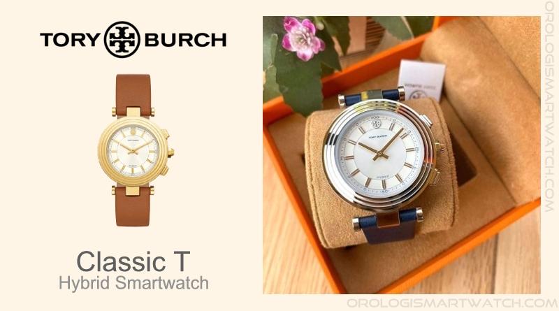 Scheda Tecnica Tory Burch Classic T Hybrid Smartwatch
