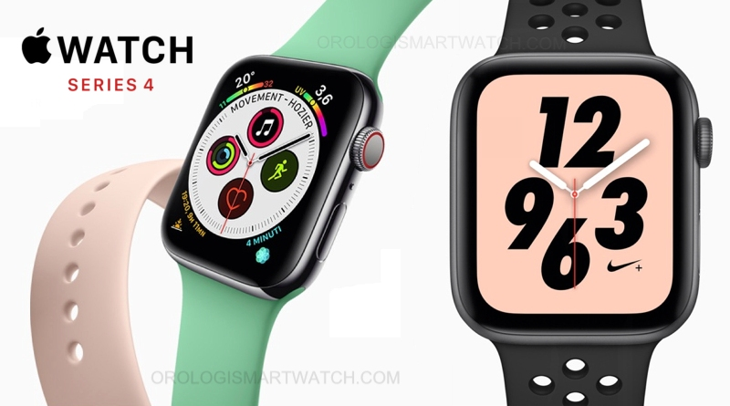 Scheda Tecnica Apple Watch Series 4