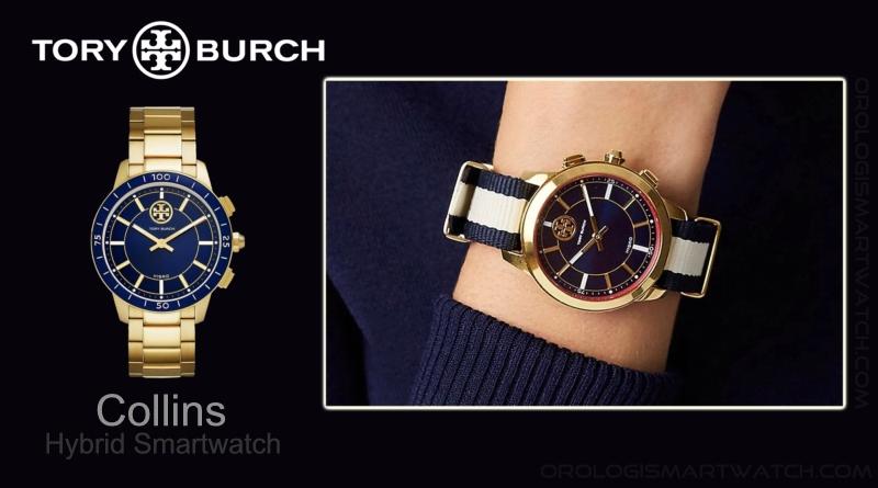 Scheda Tecnica Tory Burch Collins Hybrid Smartwatch