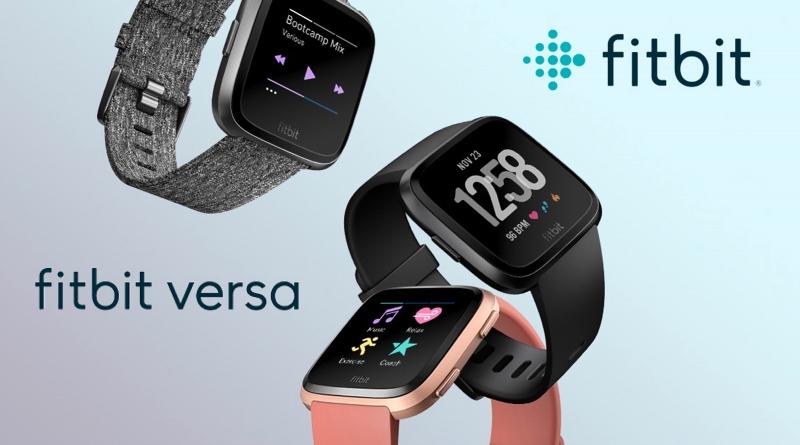 Scheda Tecnica Fitbit Versa