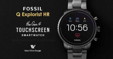 Scheda Tecnica Fossil Q Explorist HR Gen 4 Smartwatch