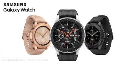 Scheda Tecnica Samsung Galaxy Watch