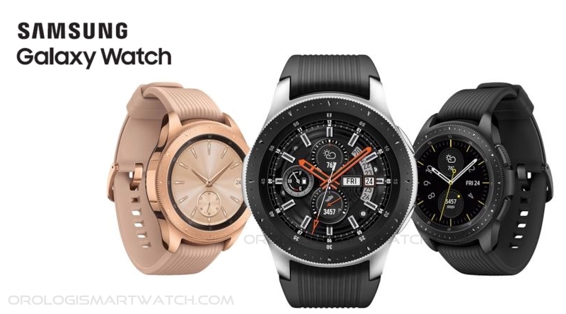 Scheda Tecnica Samsung Galaxy Watch