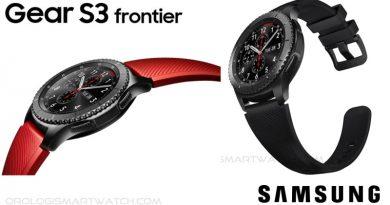 Scheda Tecnica Samsung Gear S3 Frontier