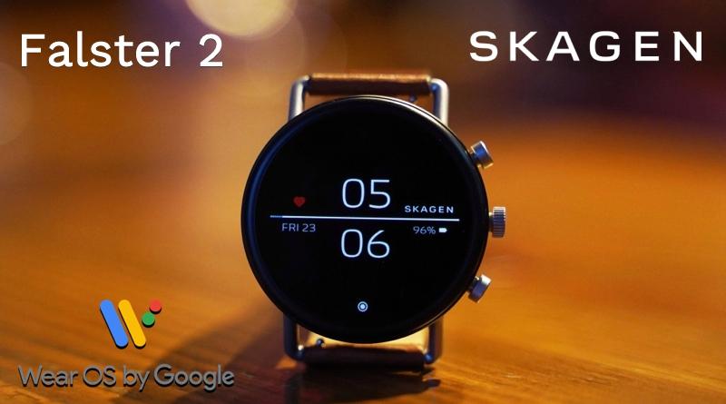 Scheda Tecnica Skagen Falster 2 Smartwatch