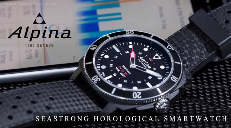 Scheda Tecnica Alpina Seastrong Horological Smartwatch