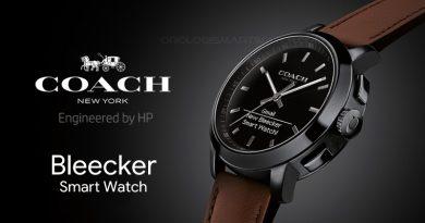 Scheda Tecnica Coach Bleecker Smart Watch