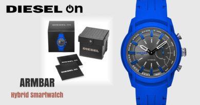 Scheda Tecnica Diesel On Armbar Hybrid Smartwatch
