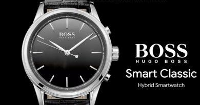 Scheda Tecnica HUGO BOSS Smart Classic Hybrid Smartwatch