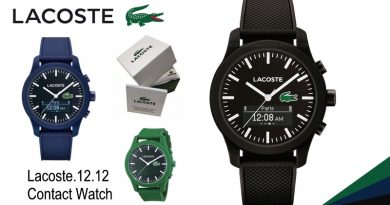 Scheda Tecnica Lacoste.12.12 Contact Watch